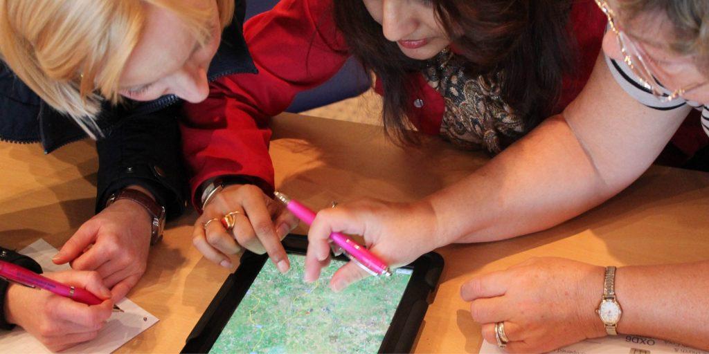 iPad Treasure Hunt