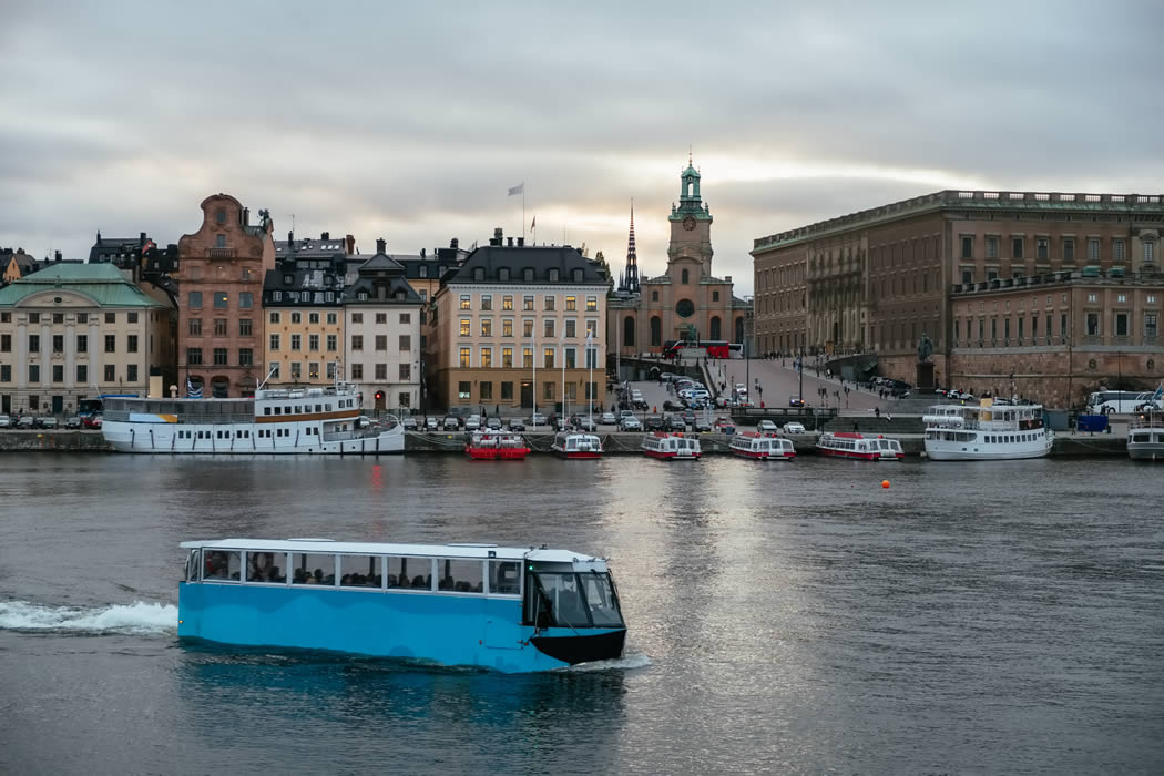 Ocean Bus in Stockholm